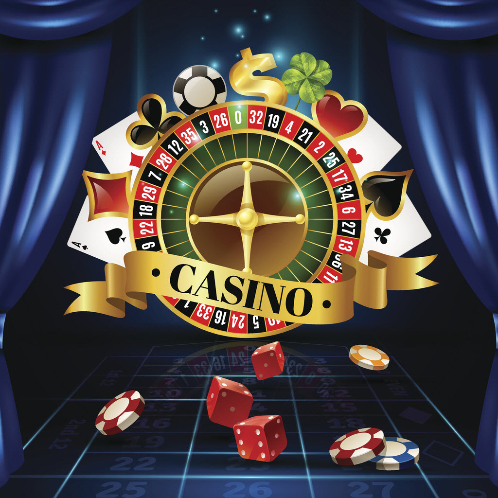 playing at an online casino